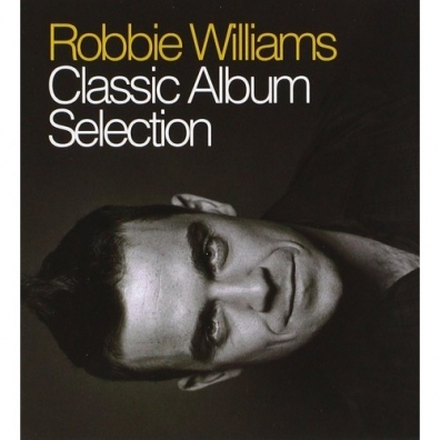 Robbie Williams (Робби Уильямс): Classic Album Selection