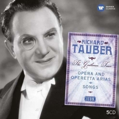 Richard Tauber (Рихард Таубер): Icon: Richard Tauber