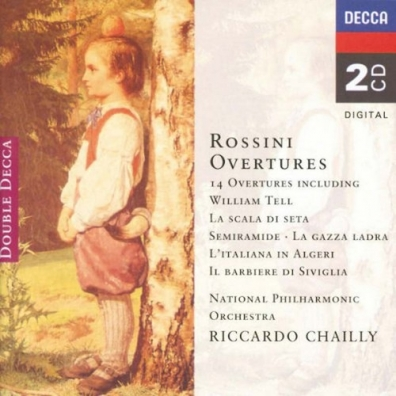 Riccardo Chailly (Рикардо Шайи): Rossini: 14 Overtures
