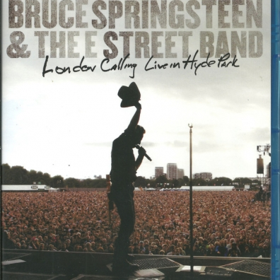 Bruce Springsteen (Брюс Спрингстин): London Calling Live In Hyde Park