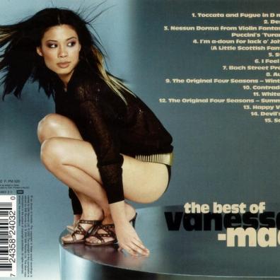Vanessa Mae (Ванесса Мэй): The Best Of