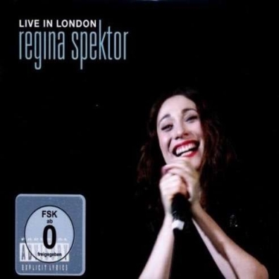 Regina Spektor (Регина Спектор): Live In London