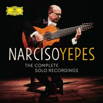 Narciso Yepes (Нарсисо Йепес): Complete Solo Recordings
