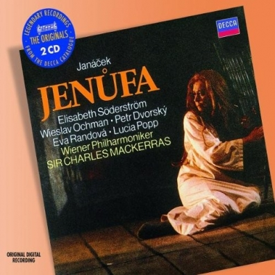 Sir Charles Mackerras (Чарльз Маккеррас): Janacek: Jenufa