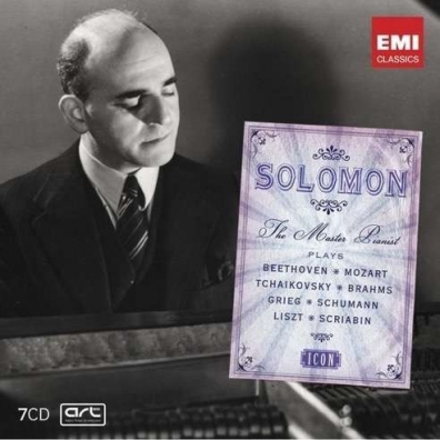 Solomon: Solomon - The Master Pianist