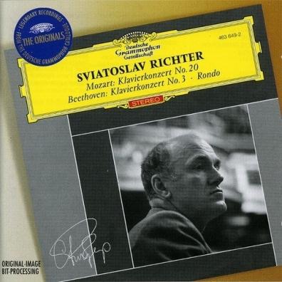 Sviatoslav Richter (Святослав Рихтер): Mozart: Piano Concerto K.466 / Beethoven: Piano Co