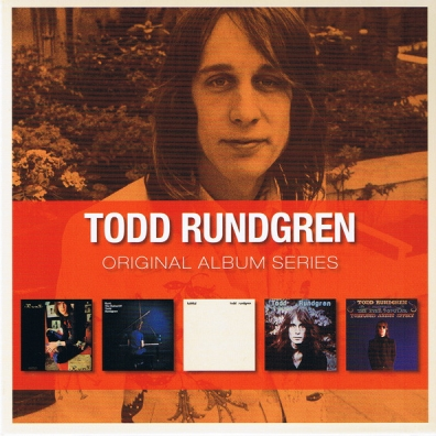 Todd Rundgren (Тодд Рандгрен): Original Album Series