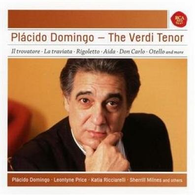 Placido Domingo (Пласидо Доминго): The Verdi Tenor