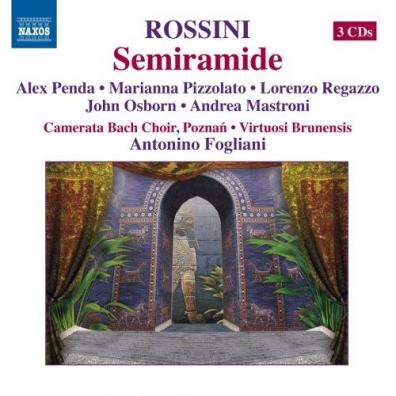 Gioachino Rossini (Джоаккино Россини): Semiramide