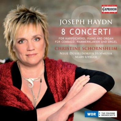 Christine Schornsheim (Кристина Шорнсхайм): Haydn: 8 Concerti
