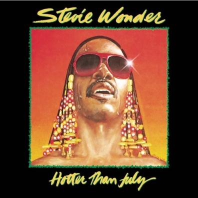 Stevie Wonder (Стиви Уандер): Hotter Than July