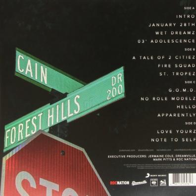 J. Cole (Джей Коул): 2014 Forest Hills Drive