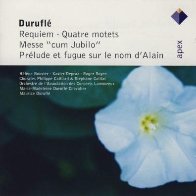 Maurice Durufle (Морис Дюрюфле): Sacred Vocal Works