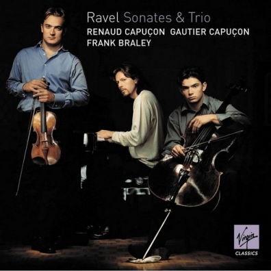 Renaud Capucon (Рено Капюсон): Sonates & Trio