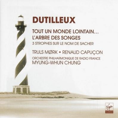 Renaud Capucon (Рено Капюсон): Violin & Cello Concertos Etc