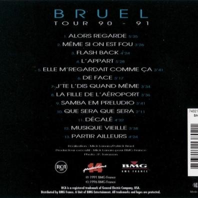 Patrick Bruel (Патрик Брюэль): Si Ce Soir, Vol. 1