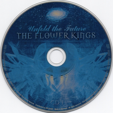 The Flower Kings (Зе Флауер Кингс): Unfold The Future