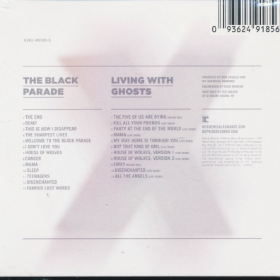 My Chemical Romance (Май Криминал Романс): The Black Parade: Living With Ghosts (10Th Anniversary Edition)