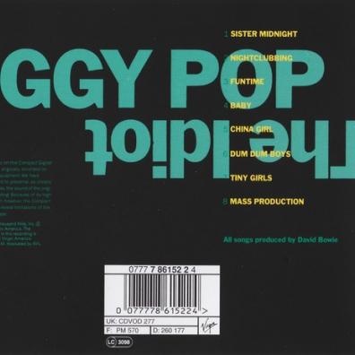 Iggy Pop (Игги Поп): The Idiot