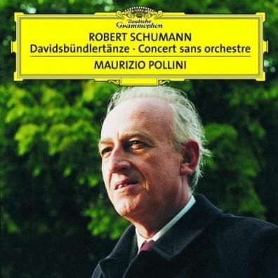 Maurizio Pollini: Schumann: Davidsb?ndlert?nze; Concert sans orchest