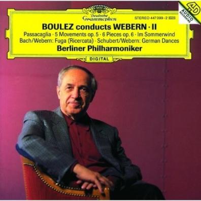 Pierre Boulez (Пьер Булез): Boulez conducts Webern II
