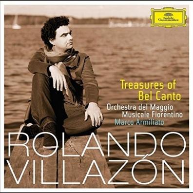 Rolando Villazon (Роландо Вильясон): Treasures Of Bel Canto