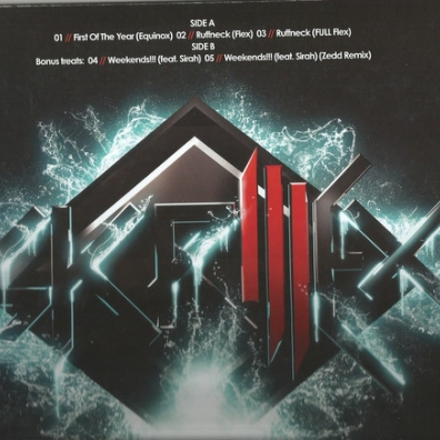 Skrillex (Скриллекс): More Monsters And Sprites Ep