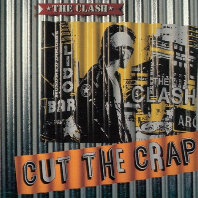 The Clash (Зе Клеш): Cut The Crap