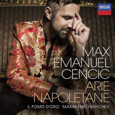 Max Emanuel Cencic: Arie Napoletane