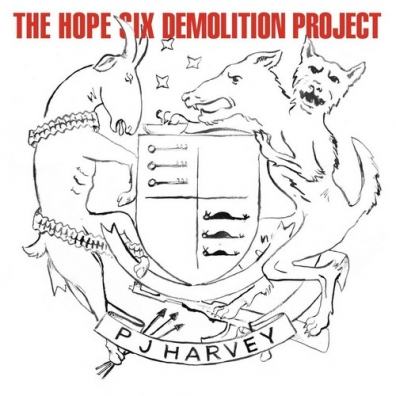 PJ Harvey (Пи Джей Харви): The Hope Six Demolition Project