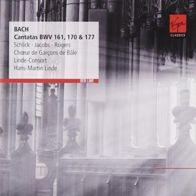 Rene Jacobs (Рене Якобс): Cantatas