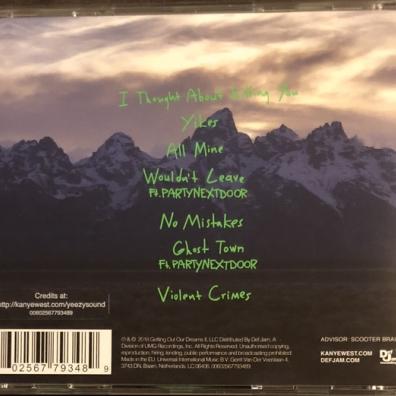 West Kanye: ye