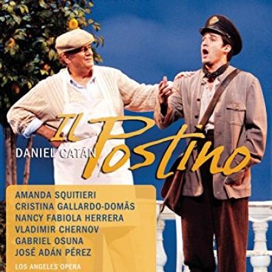 Placido Domingo (Пласидо Доминго): Il Postino