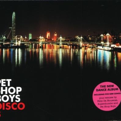 Pet Shop Boys (Пет Шоп Бойс): Disco 3