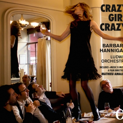 Crazy Girl Crazy: Music By Gershwin, Berg And Berio (Cd+Dvd)