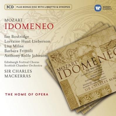 Sir Charles Mackerras (Чарльз Маккеррас): Idomeneo