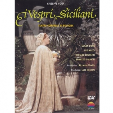 Teatro Comunale Di Bologna (БолонскийтеатрКомунале): I Vespri Siciliani