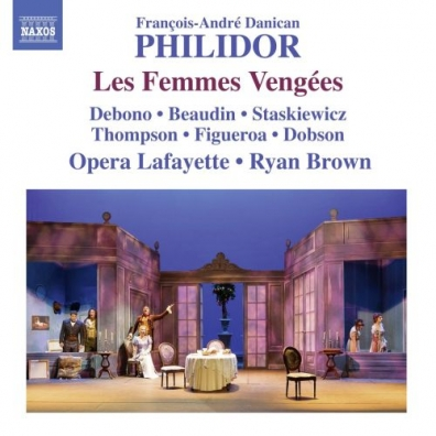Opera Lafayette Orchestra (Опера Лафайет Оркестра): Les Femmes Vengees