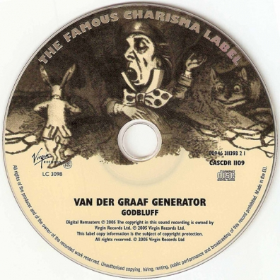 Van Der Graaf Generator (Ван Дер Граф Дженерейшен): Godbluff