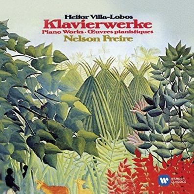 Nelson Freire (Нельсон Фрейре): Piano Works
