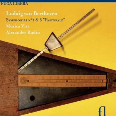 Musica Viva (Мьюзака Вива): Symphonies Nos. 1 & 6 Pastorale