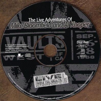 Al Kooper (Эл Купер): The Live Adventures Of