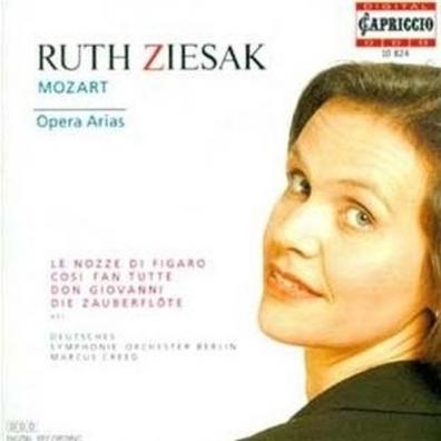 Ruth Ziesak (Рут Зиесак): Mozart: Opern-Arien
