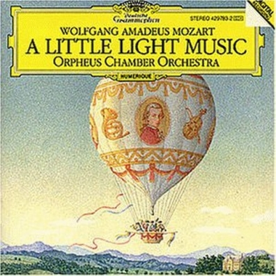 """Orpheus Chamber Orchestra: """"A Little Night Music"""" - W.A. Mozart"""