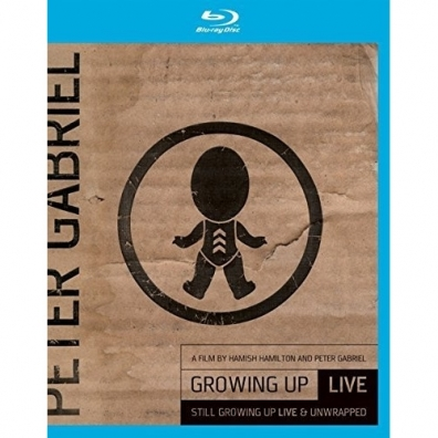 Peter Gabriel (Питер Гэбриэл): Growing Up Live & Unwrapped + Still Growing Up Live