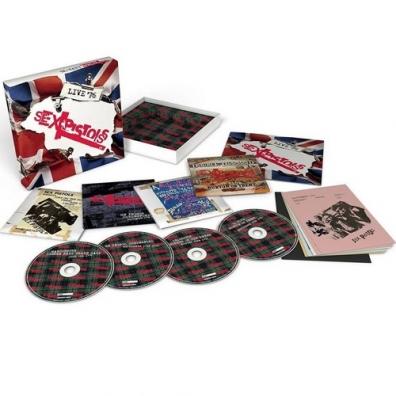 Sex Pistols (СексПистолз): Live 76