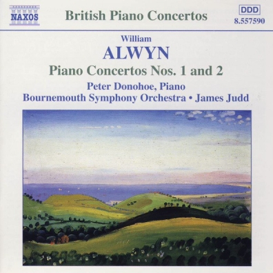 William Alwyn: Piano Concertos Nos. 1