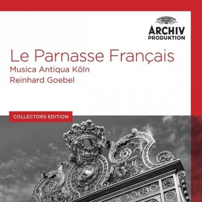 Musica Antiqua Koln (Музыка Антикуа Кельн): Le Parnasse Francais