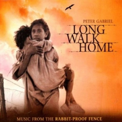 Peter Gabriel (Питер Гэбриэл): Long Walk Home - Music From 'The Rabbit-Proof Fence'