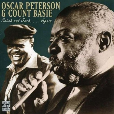 Oscar Peterson (Оскар Питерсон): Satch And Josh...Again